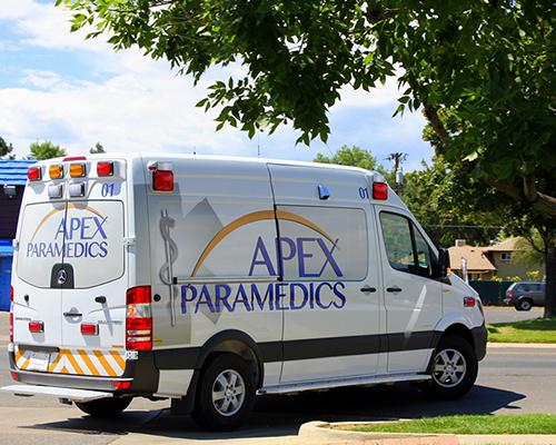 Apex Paramedics gallery 06 image