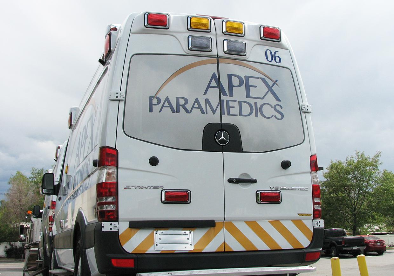 Apex Paramedics home page slider 4 image